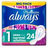 Always ALWAYS Big Pack - Serviettes - Ultra normal - Taille 1 - x24