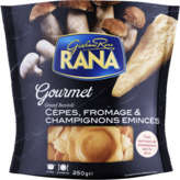 Giovanni Rana GIOVANNI RANA Gourmet - Ravioli aux cèpes, fromages et champignons - 250g