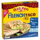 Old El Paso OLD EL PASO Kit - French Taco - 385g