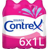 Contrex CONTREX eau minérale naturelle - 6x1L