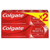 Colgate COLGATE Maxwhite - Dentifrice - 2x75ml