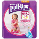 Huggies HUGGIES Pull ups - Culotte bébé fille - 8-15kg - Taille S - x29