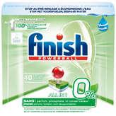 Finish FINISH Powerball - 0% - Sans parfums, phosphates, ni conserv... - x40