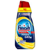 Finish FINISH Gel concentré - Tout en 1 - Citron - Lave vaisselle - 1l