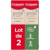 Colgate COLGATE Smile for good - Dentifrice - Protection - x2