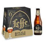 Leffe LEFFE Royale - Bière blonde - Alc. 6,6% vol. - 6x25cl