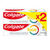 Colgate COLGATE Total - Dentifrice - Original - 2x75ml