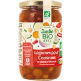Jardin Bio JARDIN BIO Légumes pour couscous et plats orientaux - Biolog... - 660g