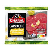 Charal CHARAL Carpaccio parmesan - 230g