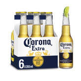 Corona Extra CORONA Extra - Bière blonde - Alc. 4,5% vol. - 6x35,5cl