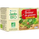 Jardin Bio JARDIN BIO Infusion brûleur de graisses - Infusion en sachet... - x20