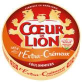 Cœur de Lion CŒUR DE LION L'extra-crémeux - Coulommier - Fromage - 385g