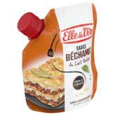 Elle & Vire ELLE & VIRE Sauce béchamel - 330g