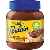 Poulain POULAIN Pâte à tartiner - Noisettes et Cacao - Sans huile de... - 400g