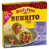Old El Paso OLD EL PASO Kit pour Burritos - Doux - Original - 8 tortilla... - 510g