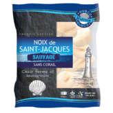 Oceanic OCEANIC Noix de Saint-Jacques - Sans Corail - 300g