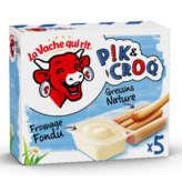La vache qui rit LA VACHE QUI RIT Fromage fondu et gressin x5 - Gouter enfant... - 175g