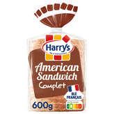 Harry's HARRYS American sandwich - Complet - 600g