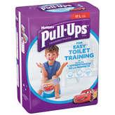 Huggies HUGGIES Pull-Ups - Culottes bébé garçon - Taille L - 16-23kg... - x22