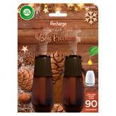 Air Wick AIR WICK Recharge essential mist - Bois précieux - Huiles e... - 2x20ml