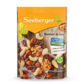 Seeberger SEEBERGER Mendiant de luxe - Assortiment de noix et raisins ... - 150g