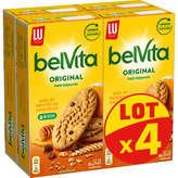 LU LU Belvita - Petit déjeuné - Miel - 4x435g