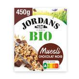 Jordans JORDANS Muesli bio - Chocolat noir & graines de tournesol - ... - 450g