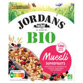 Jordans JORDANS Muesli Bio Superfruits & Graines - Biologique - 450g