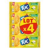 LU LU Tuc - Biscuit apéritif - Crème oignon - 4x100g