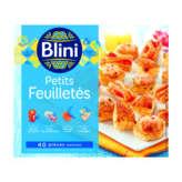 Blini BLINI Petits feuilletés - x40 - 350g