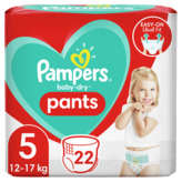 Pampers PAMPERS Baby-Dry - Nappy pants - Culottes - Taille 5 - x22