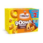 St Michel ST MICHEL Doonuts - Fourrés chocolat - 2x360g