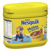 Nestlé NESTLE Nesquik - Moins de sucre - Poudre boisson instantanée... - 350g