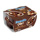 Danone DANONE Danette - Pop - Crème dessert chocolat avec billes 3 ... - 4,94€/KG