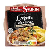 William Saurin WILLIAM SAURIN Lapin chasseur et pdt - 280g