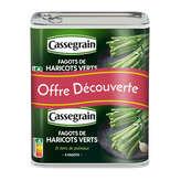 Cassegrain CASSEGRAIN Fagots de harcots verts - 2x220g