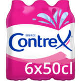 Contrex CONTREX eau minérale naturelle - 6x50cl