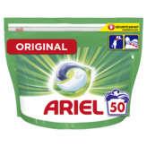 Ariel ARIEL Pods - Lessive en capsules - Original - 50 lavages - x50