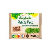 Bonduelle BONDUELLE Petit pois - Extra-fondant - 750g