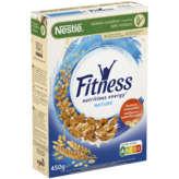 Nestlé FITNESS Céréales nature pour petit déjeuner - 450g