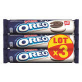 Oreo OREO Double - Biscuits - 3x157g