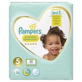 Pampers PAMPERS Premium protection - Couches - Taille 5 - 11 à 16kg - x35