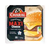 Charal CHARAL Maxi cheese burger - 220g