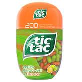 Tic Tac TIC TAC Pastilles goût citron vert et orange - x200 - 98g