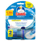 Canard CANARD WC Fresh disc - Applicateur gel wc - Fraicheur marine... - x2