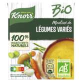 Knorr KNORR Mouliné - Légumes variés - Biologique - 30cl