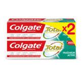 Colgate COLGATE Dentifrice - Fraîcheur active - 2x75ml