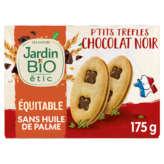 Jardin Bio JARDIN BIO P'tits trèfles à croquer - Lunettes chocolat noir... - 175g
