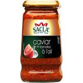 Saclà SACLA Sauce Caviar de tomates à l'ail - 290g