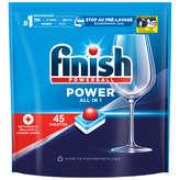 Finish FINISH Finish tout en 1 regular - x45